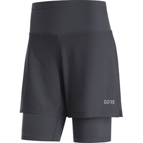 GORE WEAR R5 2in1 Shorts Women black